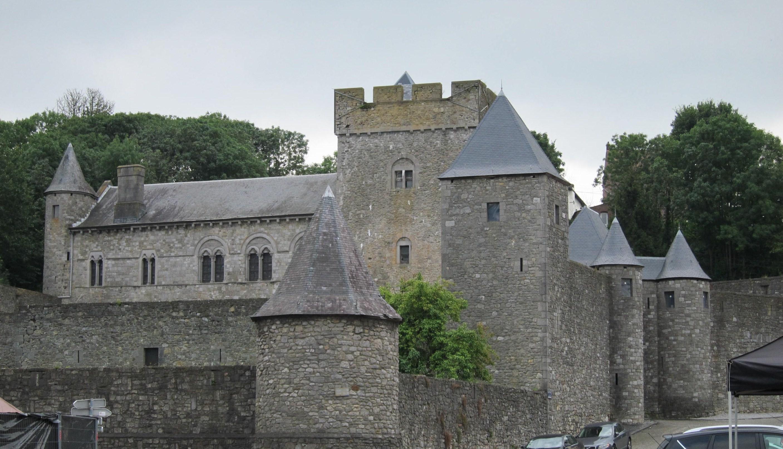 Bouvignes 2: Het Dorp Thy-le-Château