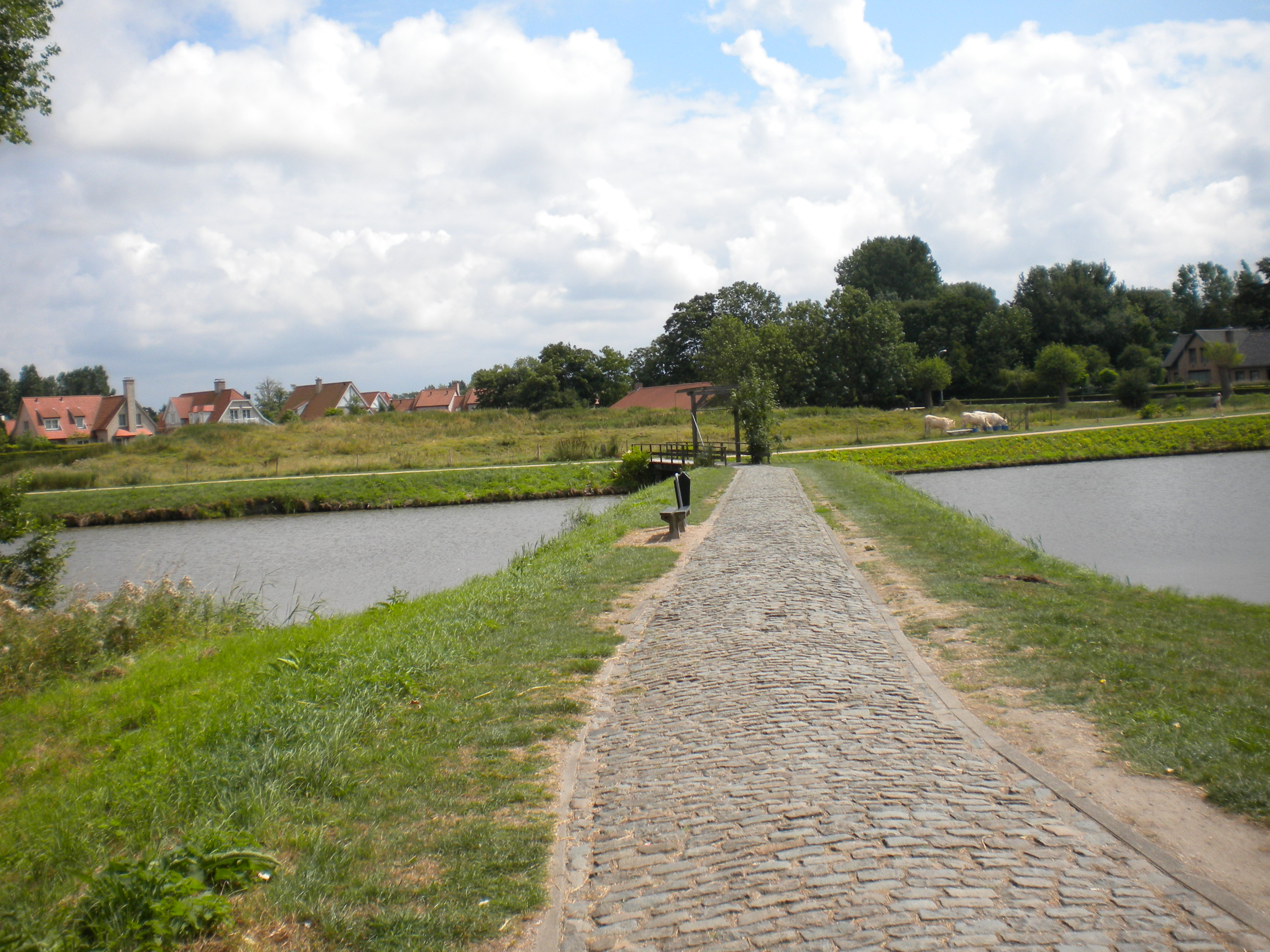 reizen overspel mooi in Sluis